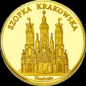 Medal: Szopka Krakowska w Krakowie STARE LOGO 368S