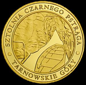 Medal: Zabytkowa Kopalnia Srebra w Tarnowskich Górach Sztolnia 064