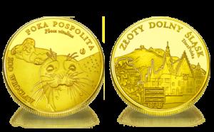 Medal pamiątkowy Zoo Wrocław: Foka pospolita 290