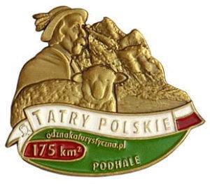 Odznaka Tatry 005