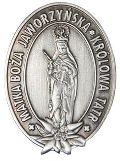 Odznaka Wiktorówki Matka Boża Jaworzyńska 015