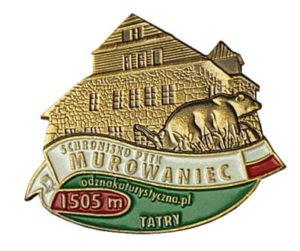 Odznaka Schronisko PTTK Murowaniec 025