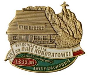 Odznaka Schronisko PTTK na Hali Kondratowej 028