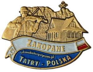 Odznaka Zakopane 031