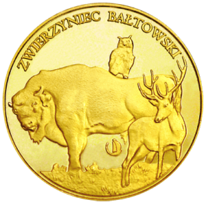 Medal: Zwierzyniec Bałtowski 258