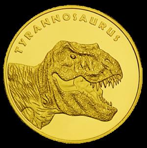 Medal: Zatorland – Park Dinozaurów w Zatorze Tyrannosaurus 045