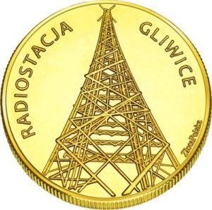 Medal: Radiostacja Gliwicka 406