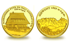 Medal pamiątkowy Schronisko na Hali Kondratowej 172