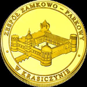 Medal: Zamek w Krasiczynie 119