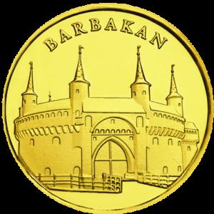 Medal Barbakan w Krakowie 166