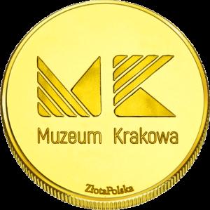 Medal: Szopka Krakowska w Krakowie NOWE LOGO 368N