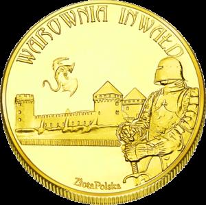 Medal: Warownia Inwałd 234