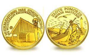 Medal pamiątkowy Wdzydze Kiszewskie 235