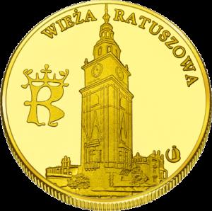 Medal: Wieża Ratuszowa w Krakowie 297