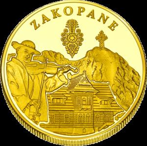 Medal: Zakopane Harnaś 361