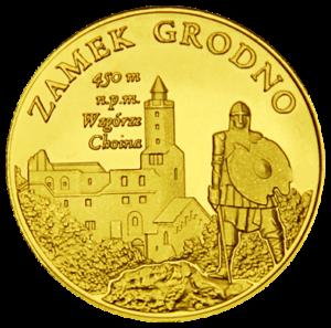 Medal: Zamek Grodno 232