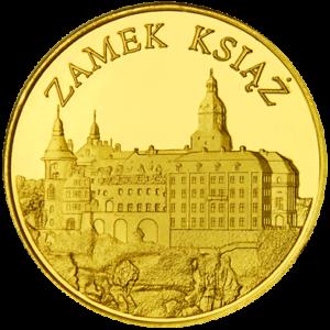 Medal: Zamek Książ Księżna Daisy 237