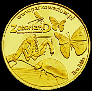 Medal: Zatorland – Park Owadów w Zatorze 226