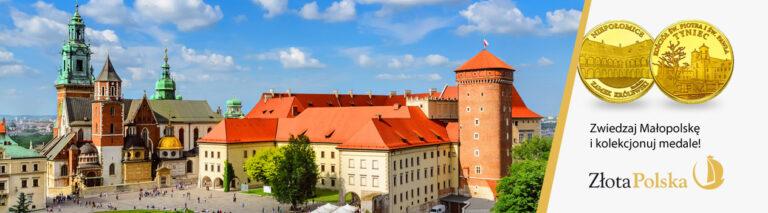 Złota Polska szlaki turystyczne w Małopolsce – zamki, opactwa, pałace. Część III.
