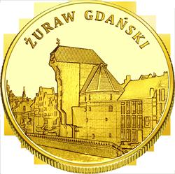 Medal: Narodowe Muzeum Morskie w Gdańsku – Żuraw Gdański 399