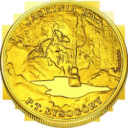 Medal Jaskinia Raj 374