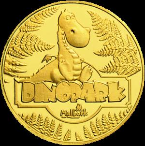 Medal: DinoPark Malbork 191