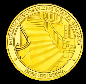 Medal: Dom Uphagena w Gdańsku 138