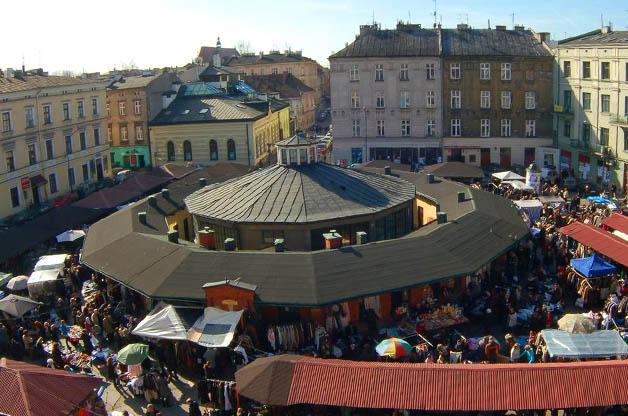 Plac Nowy w Krakowie