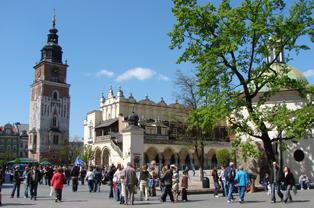 Wieża Ratuszowa w Krakowie