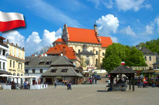 Kazimierz Dolny – Rynek