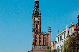 Ratusz Głównego Miasta Gdańska