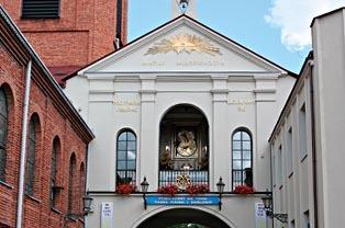 Sanktuarium M.B. Ostrobramskiej w Skarżysku-Kamiennej