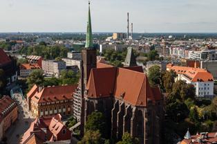 Kolegiata Świętego Krzyża we Wrocławiu