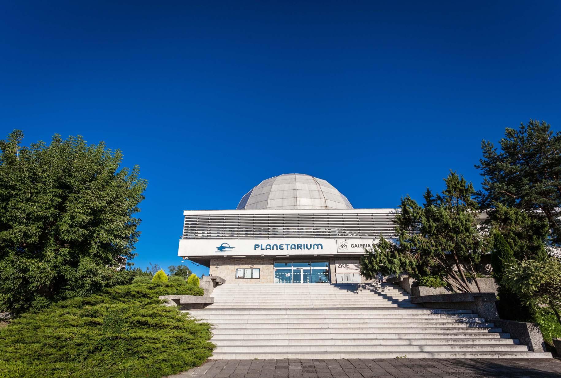 Olsztyńskie Planetarium i Obserwatorium Astronomiczne w Olsztynie