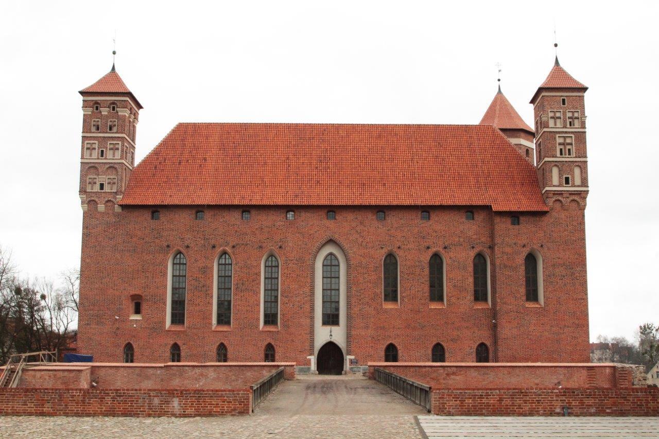 Muzeum Warmii i Mazur – Zamek w Lidzbarku Warmińskim