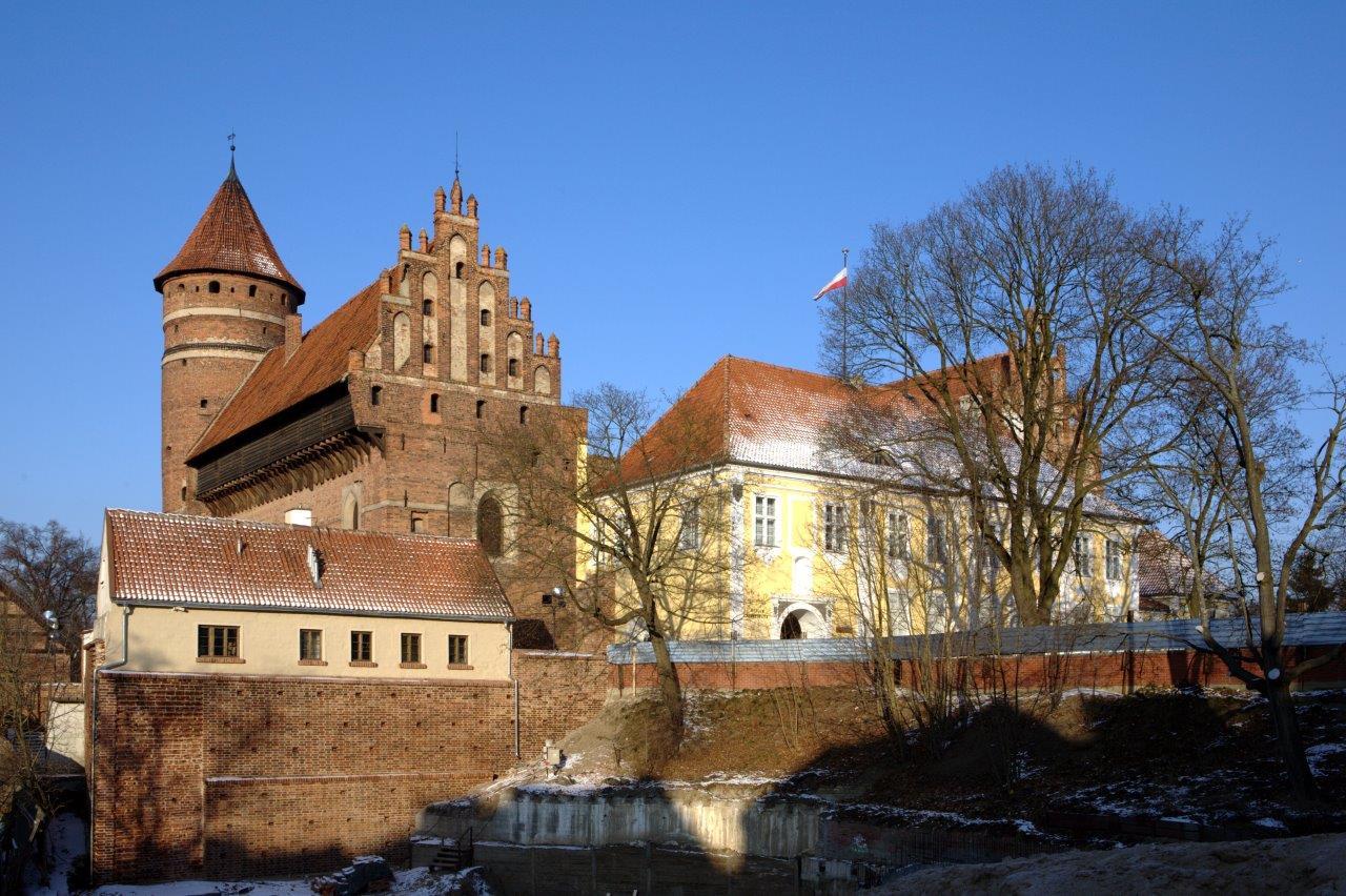 Muzeum Warmii i Mazur – Zamek Olsztyn