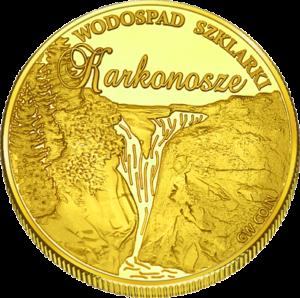 Medal: Schronisko Kamieńczyk Wodospad Szklarki 333