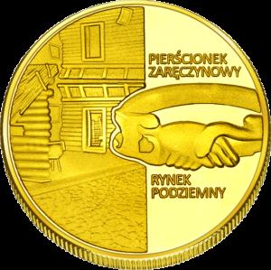 Rynek Podziemny w Krakowie Pierścionek 417