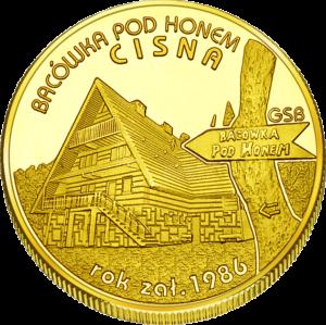 Bacówka pod Honem w Cisnej 413