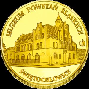 Medal Muzeum Powstań Śląskich w Świętochłowicach 310
