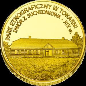 Medal Park Etnograficzny w Tokarni Dwór 419