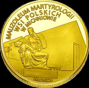 Medal Mauzoleum Martyrologii Wsi Polskich w Michniowie 420