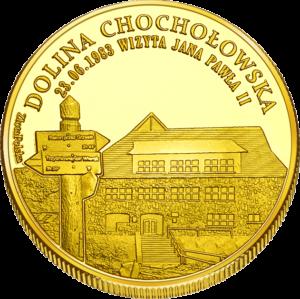 Dolina Chochołowska – wizyta św. Jana Pawła II 438