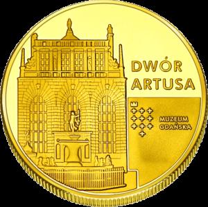 Medal: Dwór Artusa 344
