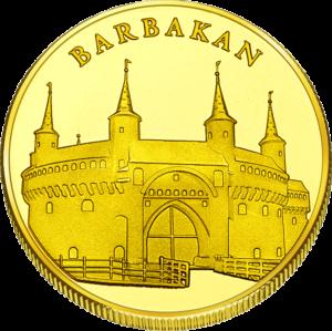 Barbakan w Krakowie 443 (Nowe logo)