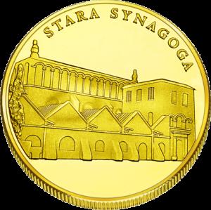 Stara Synagoga w Krakowie 436 (Nowe logo)